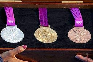 Сегодня в Лондоне будут разыграны 25 комплектов медалей
