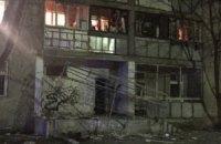 В Одесі стався вибух в офісі волонтерів (оновлено)