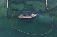 Судновласник Delfi розпочав останню спробу підняти танкер