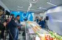 Новий магазин Egersund Seafood у ЦУМі