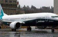 Boeing завершив випробування оновленого літака 737 MAX