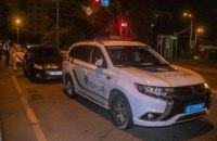 В Киеве пьяный начальник отделения прокуратуры сбежал от полиции в кусты