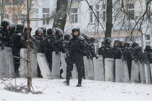 """""""Беркут"""" атакував протестувальників через новий рецепт коктейлю Молотова"""