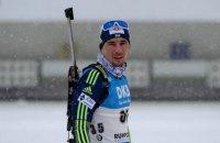 Прима став чемпіоном Європи з біатлону в гонці переслідування