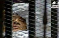 Мубарак вернулся в тюрьму