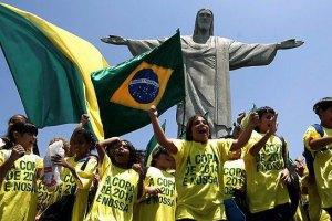 ЧС-2014: бразильці планують вивудити $3 млрд у туристів