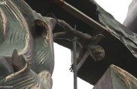 У Польщі встановлять пам'ятник жертвам Волинської трагедії з дитиною на вилах