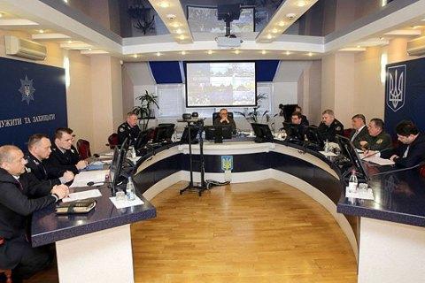 МВД готовится к массовым акциям в регионах