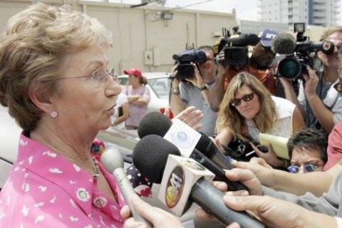 Сестра Фіделя Кастро відмовилася їхати на його похорон