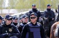 Количество патрульных в Киеве с 2015 года сократилось на четверть