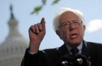 Кандидата у президенти США Сандерса госпіталізовано