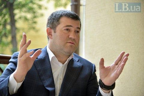 Насиров через суд восстановился в должности