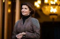 Марина Порошенко подала заявление об отставке с поста главы УКФ