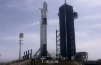 SpaceX вивела на орбіту ще 60 супутників для глобального інтернету
