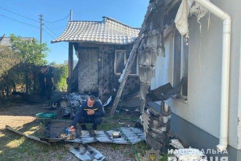 """Шабунін отримав результати експертизи: пожежа в його будинку - """"100% умисний підпал"""""""