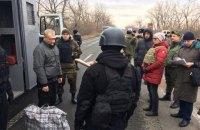 Украина забрала 13 заключенных, отбывавших наказание на оккупированной части ОРДЛО