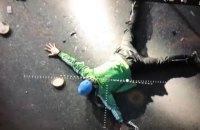 """""""Мінер"""" моста Метро попросив пробачення в киян, йому не висуватимуть підозру в підготовці теракту"""