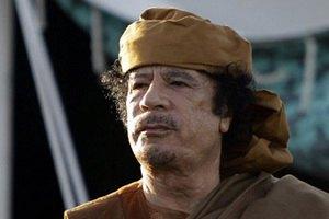 Британская разведка назвала Каддафи параноиком