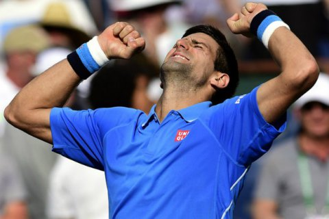 Джокович рекордно оторвался от 2-го места в рейтинге ATP
