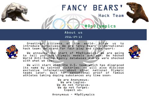 США підтвердили зв'язок хакерів Fancy Bear і Cozy Bear зі спецслужбами Росії