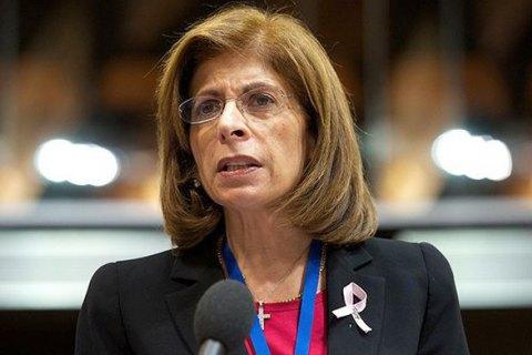 Президентом ПАСЕ избрана киприотка Кириакидес