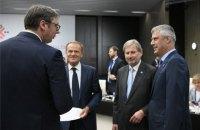 Президенты Сербии и Косово выступили за изменение границы между странами