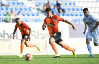 Ізраїльський футболіст уперше забив гол у чемпіонаті України