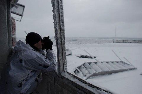 Окупанти п'ять разів обстріляли позиції ЗСУ на Донбасі