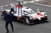 """Toyota й Алонсо другий рік поспіль виграли """"24 години Ле-Мана"""""""