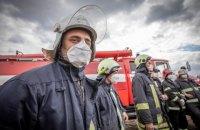 Пожежники локалізували два останні осередки пожежі в Чорнобильській зоні