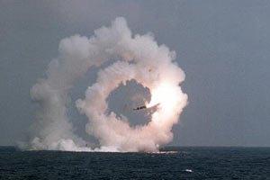 Иран провел испытание ракеты большой дальности