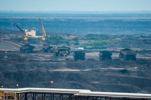 Shell відмовилася від нового проекту на нафтових пісках Альберти