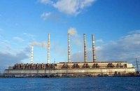 В Украине остановилась еще одна ТЭС