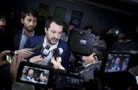 Євроскептики лідирують на парламентських виборах в Італії