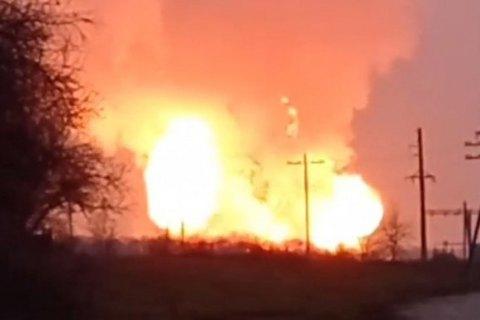 """""""Лубнигаз"""" просить перевірити екснардепа Мосійчука на причетність до аварії на газопроводі"""