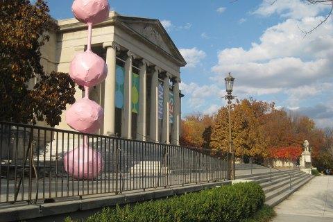 Балтиморський художній музей присвятить рік виставкам жінок-художниць