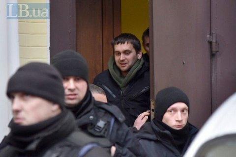 Друзья блогера Барабошко внесли за него залог в 3 млн гривен