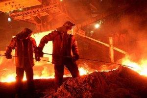 Україна утримує 10-те місце в світі з виробництва сталі