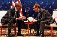 Медведев усмотрел аберрацию в мозгах Обамы