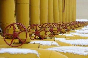 Транзит російського газу впав на 28%