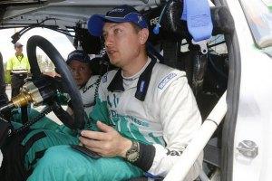 Український гонщик уперше виграв спецділянку в WRC
