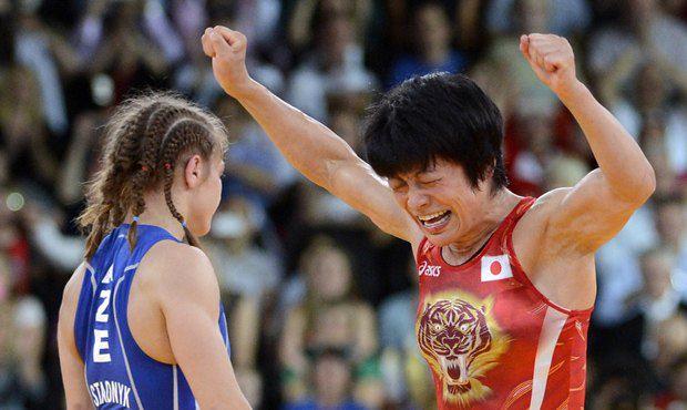 Японська тигриця Хітомі Обара не дозволила Стадник подарутвати Азербайджану перше золото Олімпіади