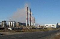 Пожар на Луганской ТЭС потушили, без света осталось 1,5 млн человек