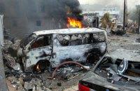 Смертник ИГИЛ убил семерых человек у президентского дворца в Йемене