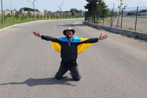 Украинского туриста Сурина освободили из иранской тюрьмы