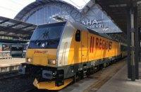 Чешский наземный лоукостер анонсировал запуск поезда в Украину