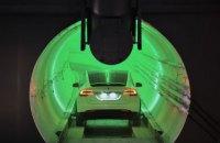 Компанія Маска відкрила перший тунель у Лос-Анджелесі