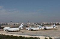 МАУ та інші авіакомпанії призупинили польоти в Тель-Авів