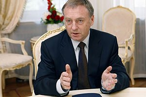 Прасолов законно является министром, - Лавринович