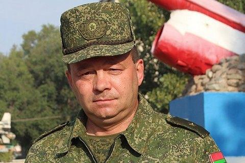 Уродженець України очолив Військово-повітряні сили Білорусі
